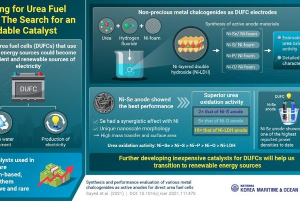 Fuel Cells Works, Towards Affordable Clean Energy: Exploring New Catalysts for Urea-based Fuel Cells