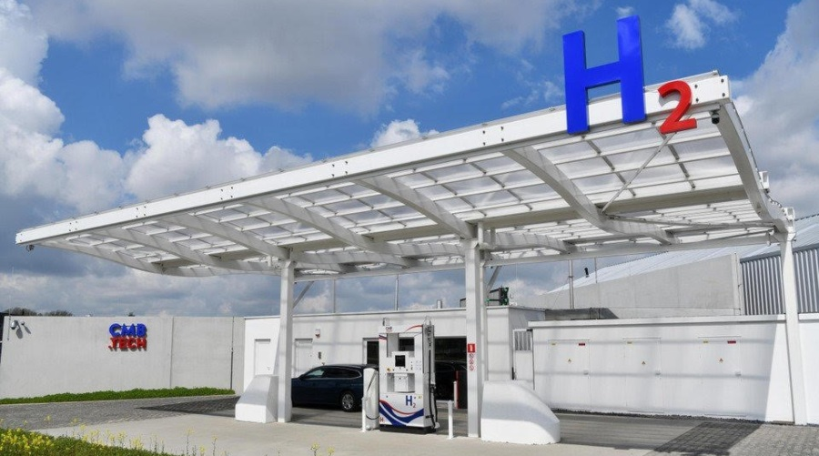 fuel cells works, Flanders Invests 106.3 Million Euros in five Large Hydrogen Projects